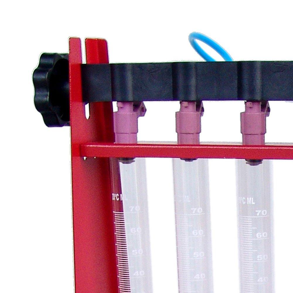 Máquina Limpeza e Teste de Injetores + Teste Corpo Borboleta + Software c/ Cuba Separada - Imagem zoom