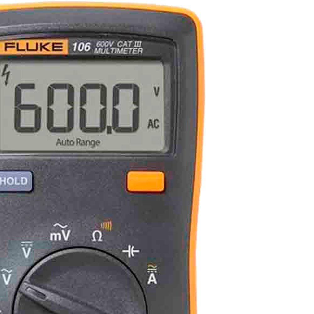 Multímetro Digital Fluke-106 - FLUKE-106 - R$245 43 | Loja