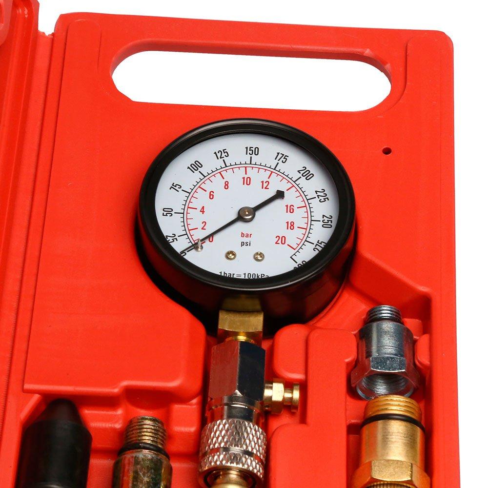 Medidor de Compressão 2 em 1 para Motores 8 e 16 V - Imagem zoom