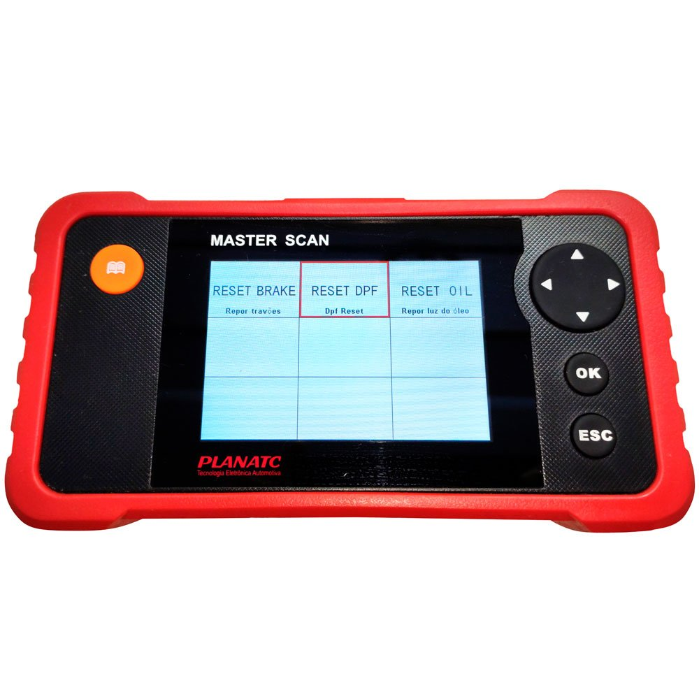 Scanner para Diagnósticos/Motor/Transmissão A/T Abs Airbag + 4 Funções Especiais - Imagem zoom