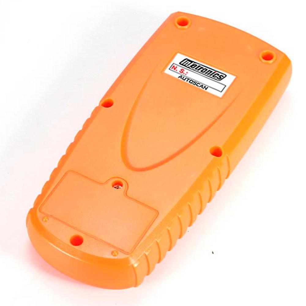 Autoscanner Scanner Automotivo Portátil OBDII/EOBD BR - Imagem zoom