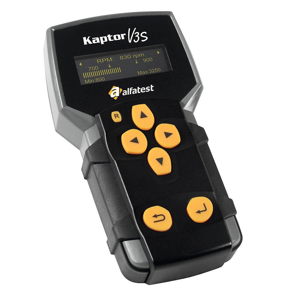Kit Scanner ALFATEST-20 51140030 Kaptor V3S Auto Pack 15 e Credit 20 + Cartão Credit 20 - Imagem zoom