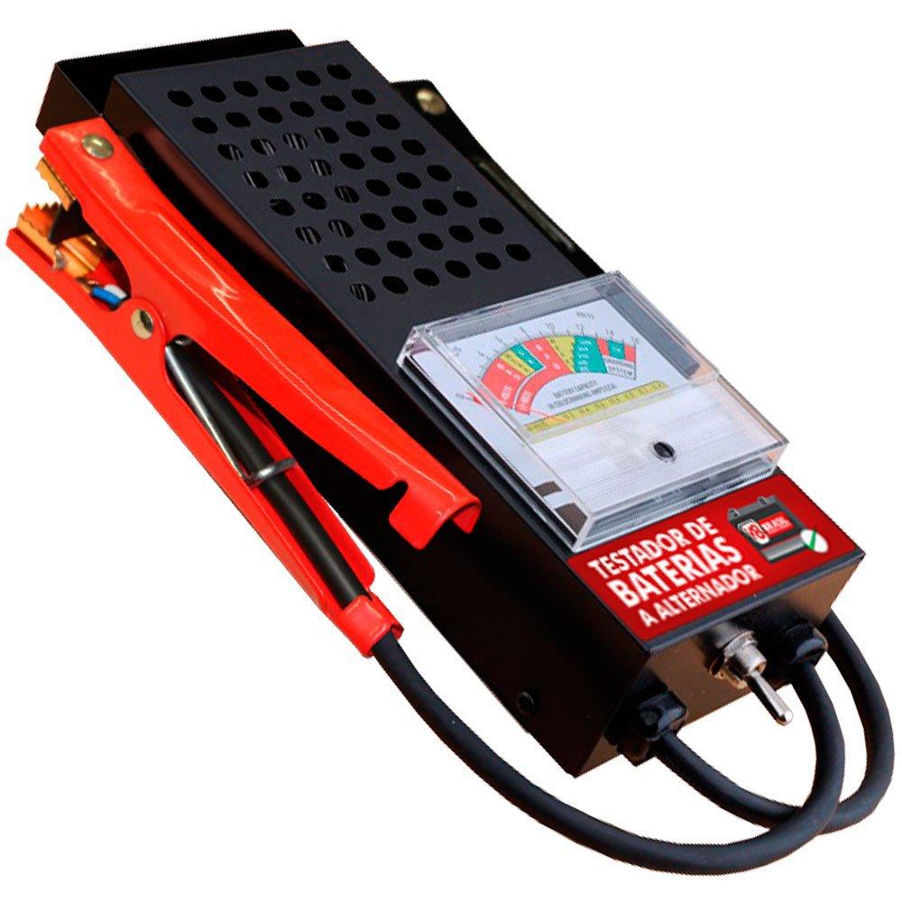 Scanner MAXIDIAG MD 808 ALFATEST-51162005 com Ajuste de A/F e Funções Especiais + Teste Bateria + Caneta Polaridade - Imagem zoom