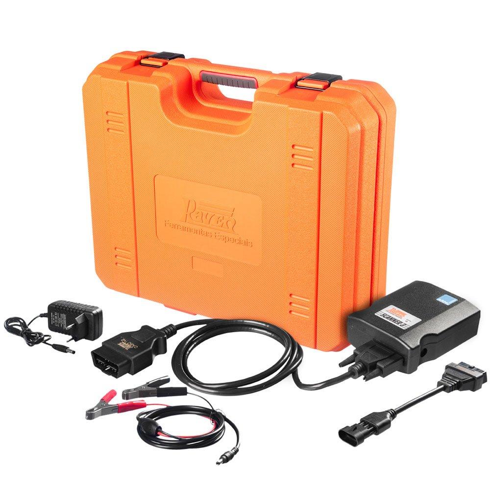 Scanner 3 Starter para Diagnostico Injeção Eletrônica sem Tablet com Maleta - Imagem zoom