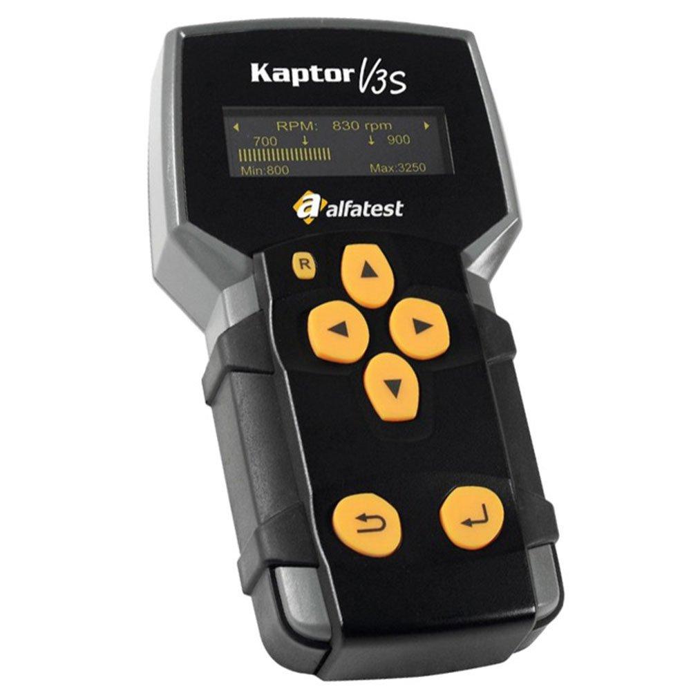Scanner Automotivo Kaptor V3S Auto Economy com 2 Cartões e Maleta - Imagem zoom