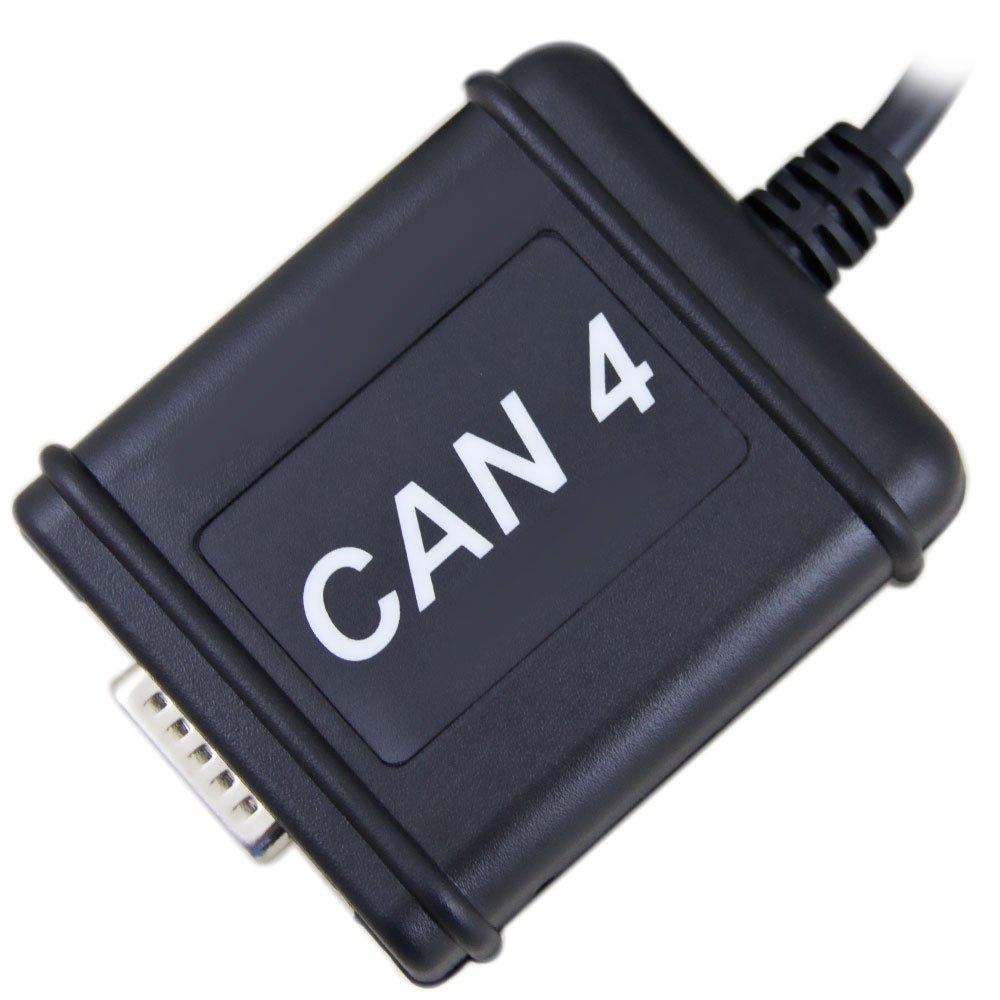 Cabo Adaptador CAN 4 - Imagem zoom