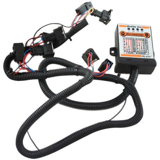 Conversor Bicombustível Multiponto para Veículos com Vicos com Sinal Invertido - Imagem zoom
