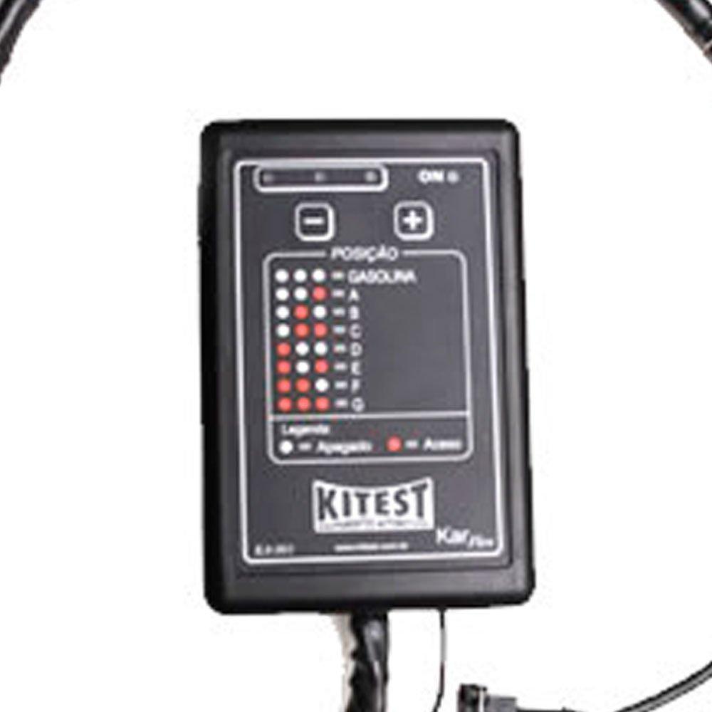Conversor Bi-Combustível Polaridade Invertida - Imagem zoom