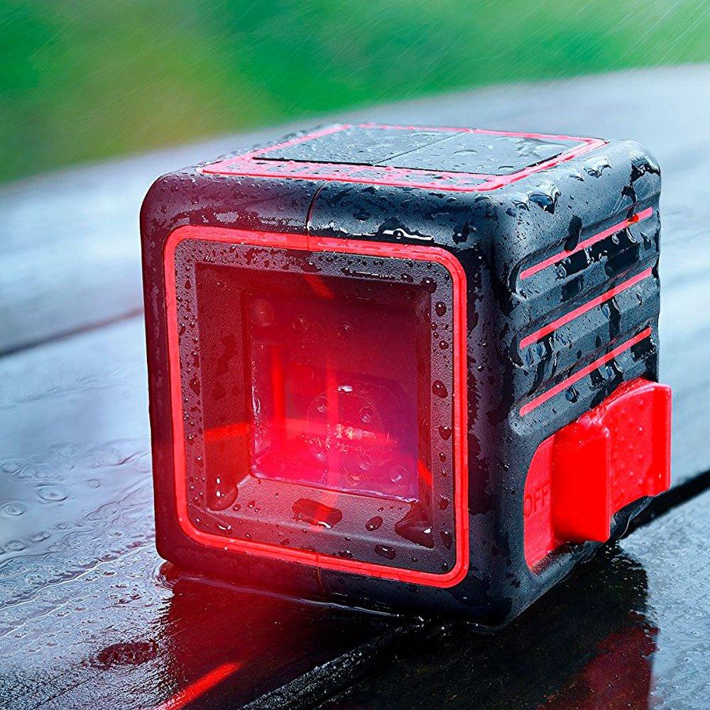 Nível a Laser de 2 Linhas Cube Ultimate Edition 20 Metros com Maleta - Imagem zoom