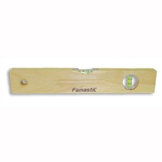 Nivel profissional de madeira 12 pol. - Imagem zoom