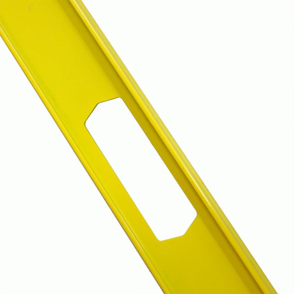 """Nível de Alumínio 120cm Viga """"I"""" - Imagem zoom"""