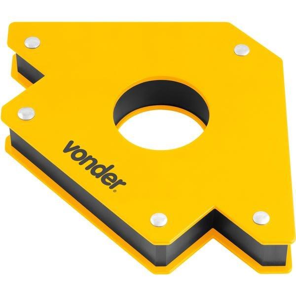 Esquadro magnético para soldador 30 kgf VONDER - Imagem zoom