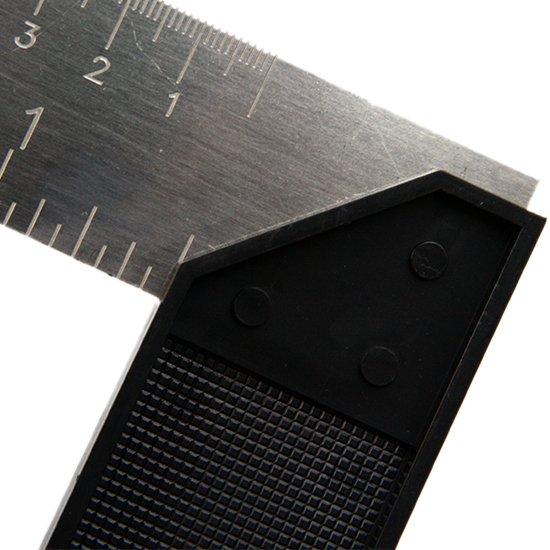 Esquadro Básico a Base de Plástico 12 Pol. - Imagem zoom