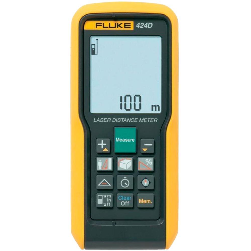 39164558b20ad Medidor de Distância a Laser 100 Metros 424D - FLUKE-4235484 - R ...