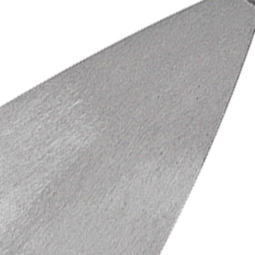 Espátula de Aço Inoxidável de 4 Pol. com Cabo de Madeira - Imagem zoom