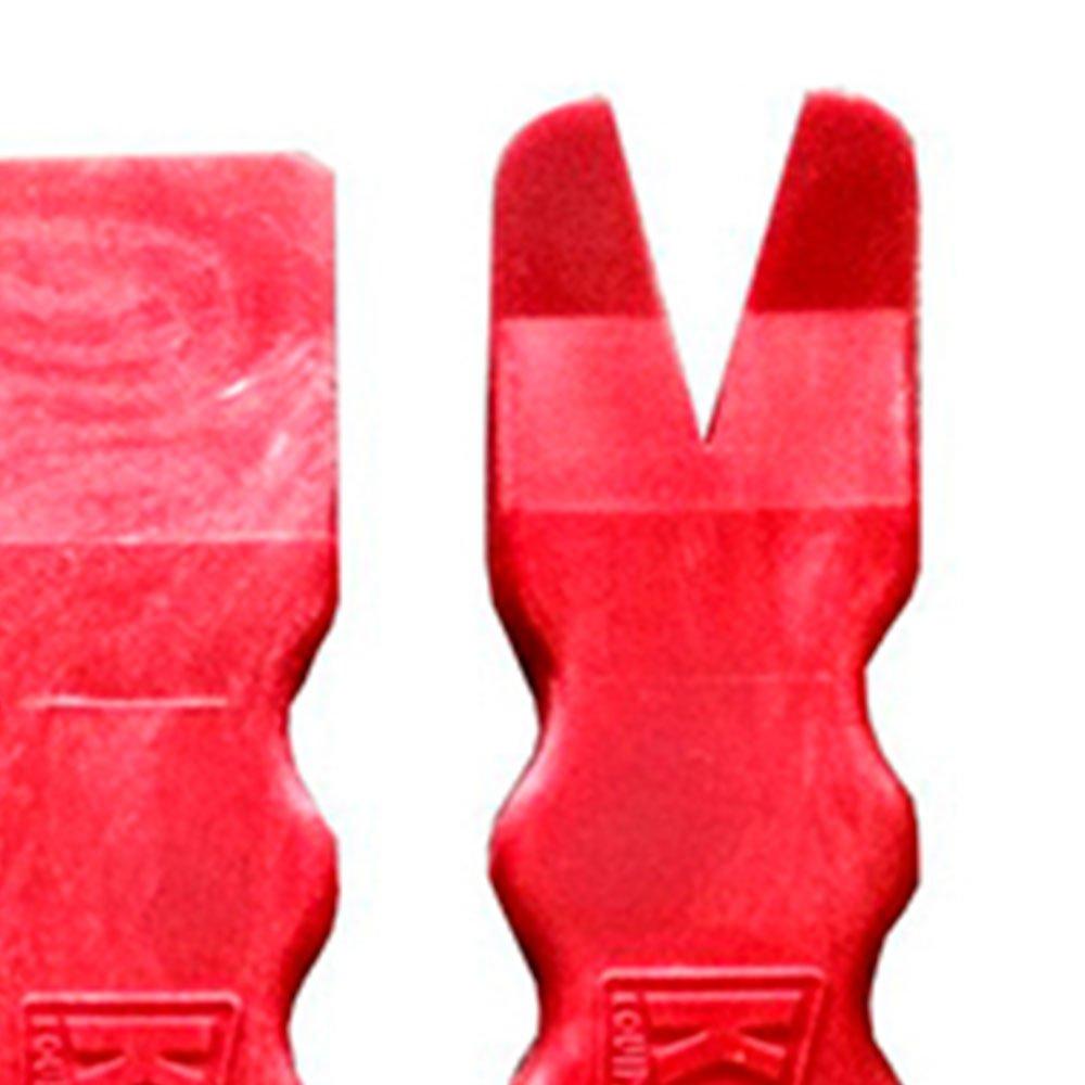 Jogo de Espátulas Plásticas com 3 Peças  - Imagem zoom