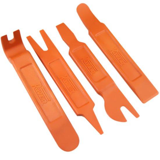 Conjunto de Espátulas Plásticas - Imagem zoom