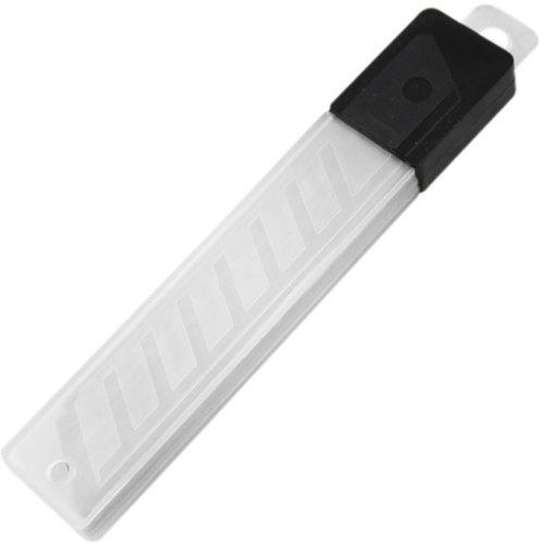 lâminas para estilete 18 mm 10 peças