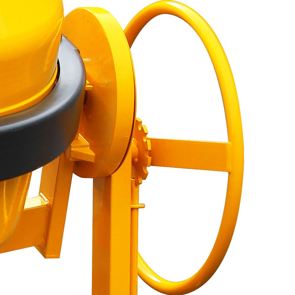 Betoneira Completa 200 Litros 0,75CV  Mono com Kit de Segurança - Imagem zoom