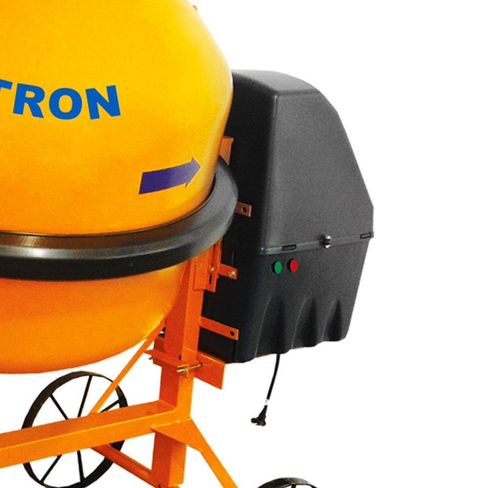 Betoneira Estampada 400 Litros sem Motor com Roda de Ferro - Imagem zoom