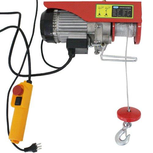 guincho elétrico pa-400a 200/400kg 220v
