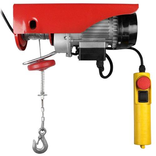 guincho de coluna elétrico de 125/250 kg 2/3 hp 220v