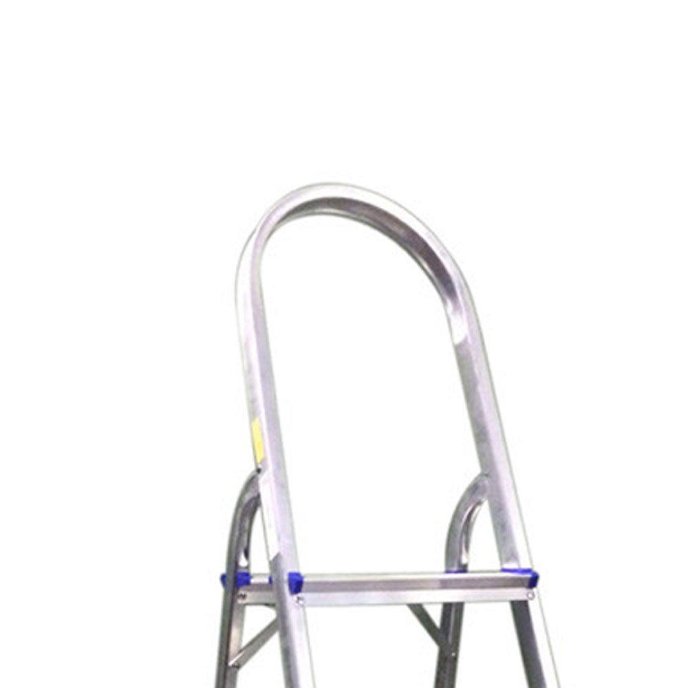Escada Doméstica em Alumínio com 5 Degraus - Imagem zoom