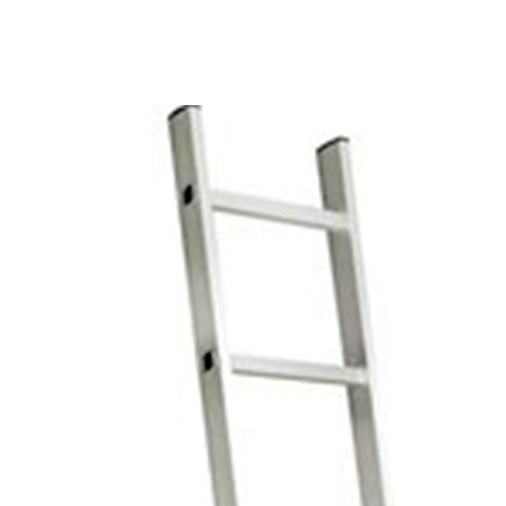 Escada em Alumínio Paralela 12 Degraus 3,36 Metros - Imagem zoom