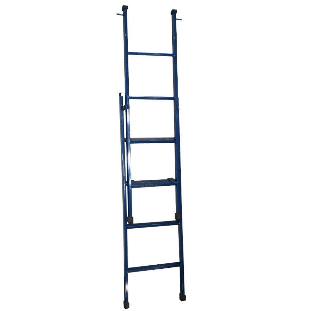 Escada de Ferro Extensível 4 Degraus  - Imagem zoom