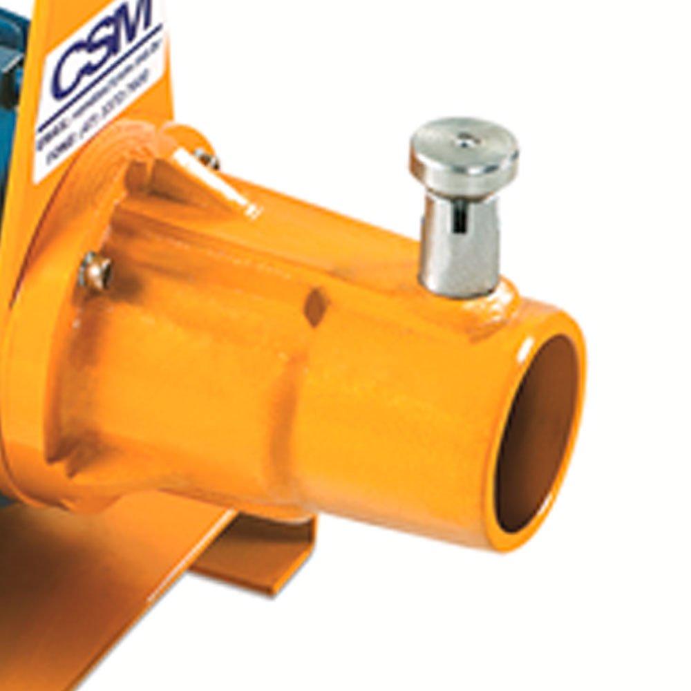 Motor de Acionamento 2CV Trifásico 3600RPM 220/380V com Base Fixa  - Imagem zoom