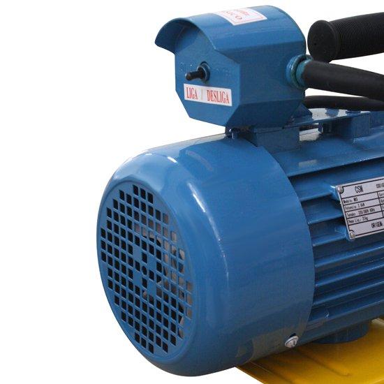 Motor de Acionamento para Mangote da Bomba Trifásico - Imagem zoom