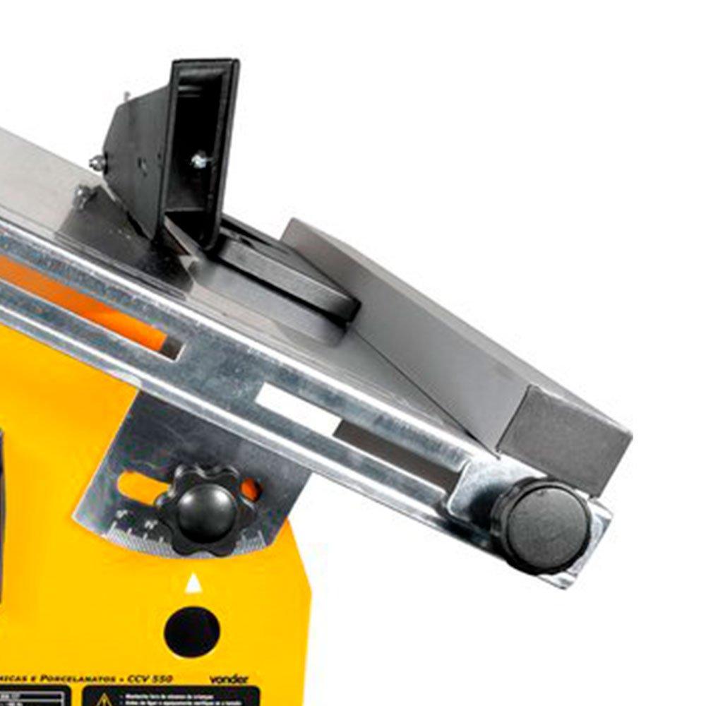 Máquina Cortadora de Pisos e Porcelanatos 550W  60Hz - Imagem zoom