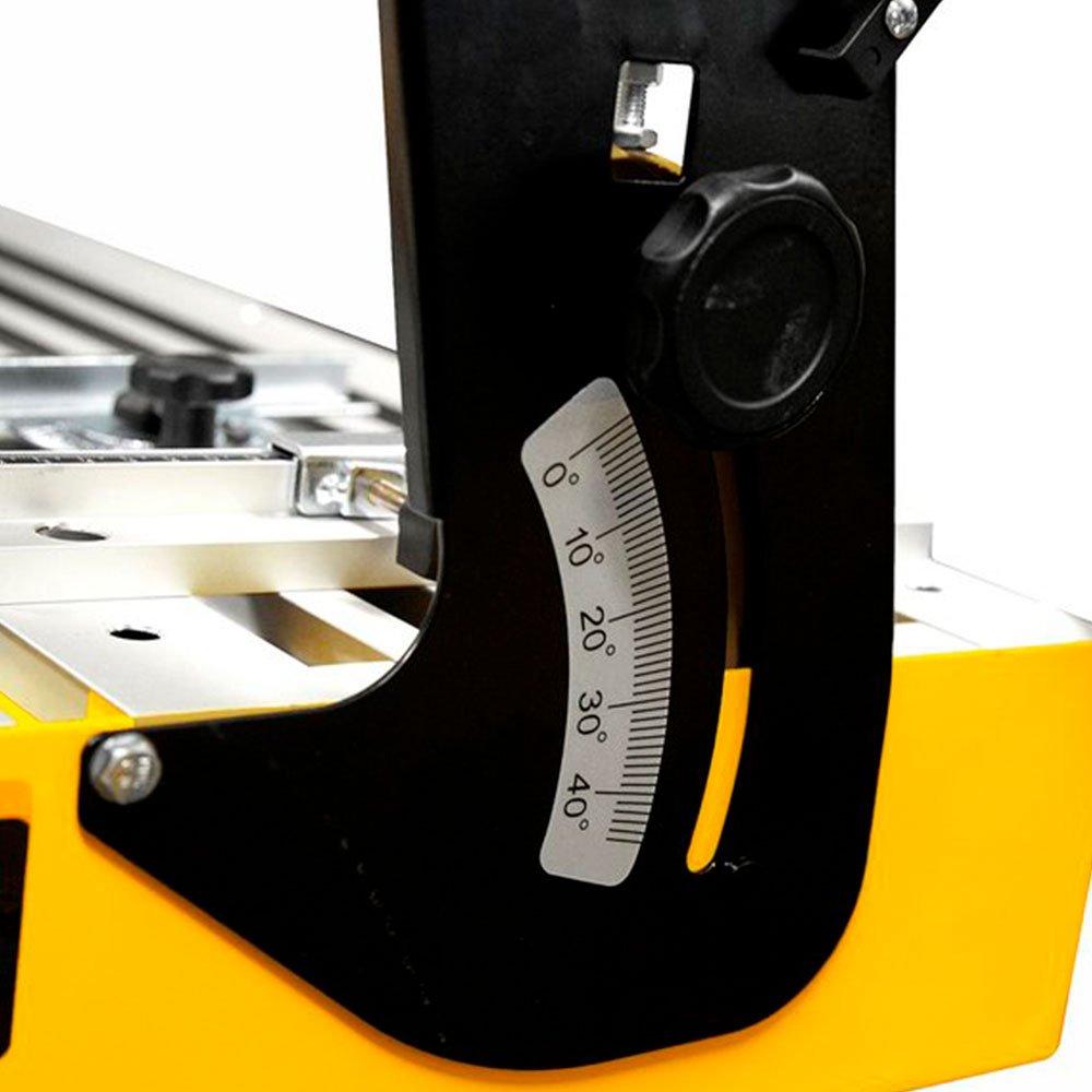 Máquina Cortadora de Pisos e Porcelanatos 650mm 220V com Bancada - Imagem zoom