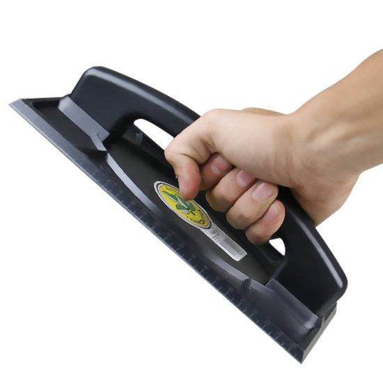 Desempenadeira Plástica sem Dentes - Imagem zoom