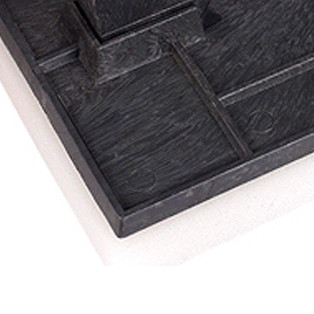 Desempenadeira em PVC com Espuma 14 x 24 cm - Imagem zoom