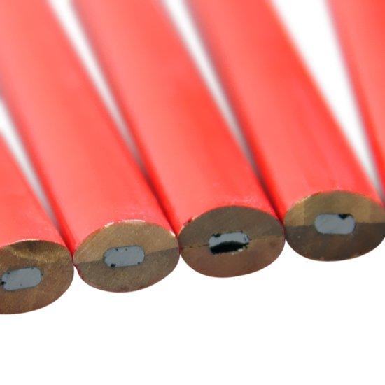 Jogo de Lápis para Carpinteiro com 6 Peças - Imagem zoom
