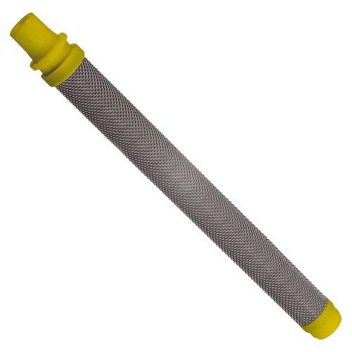 filtro amarelo para pistolas e bombas airless sem rosca 581-062