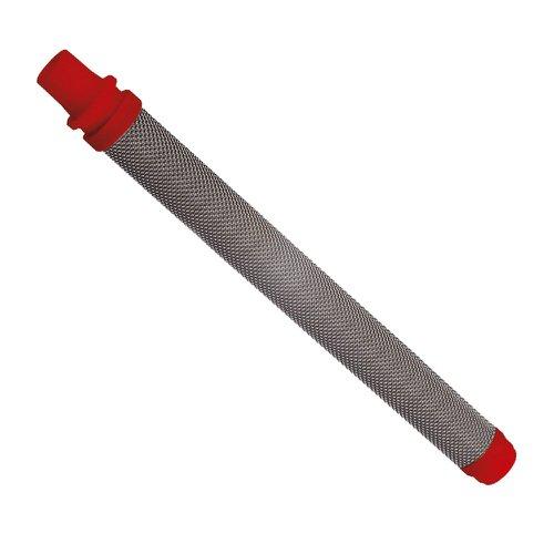 filtro vermelho para pistolas e bombas airless sem rosca 581-061
