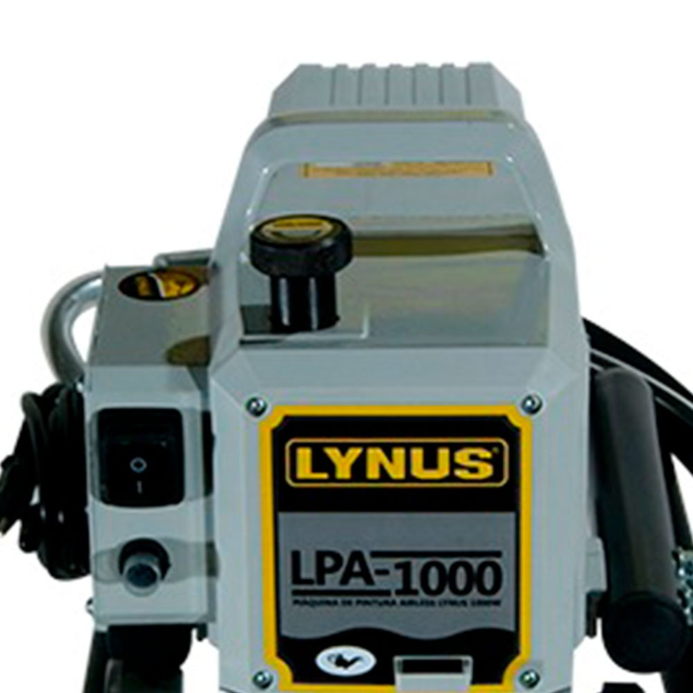 Máquina de Pintura Airless 1000W 2,0 L/min  - Imagem zoom