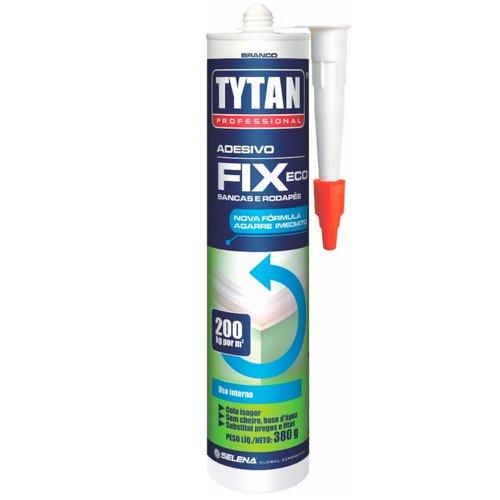 adesivo montagem fix eco para ambiente interno branco 380g