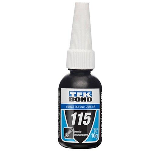 trava parafusos de média resistência 115 10g