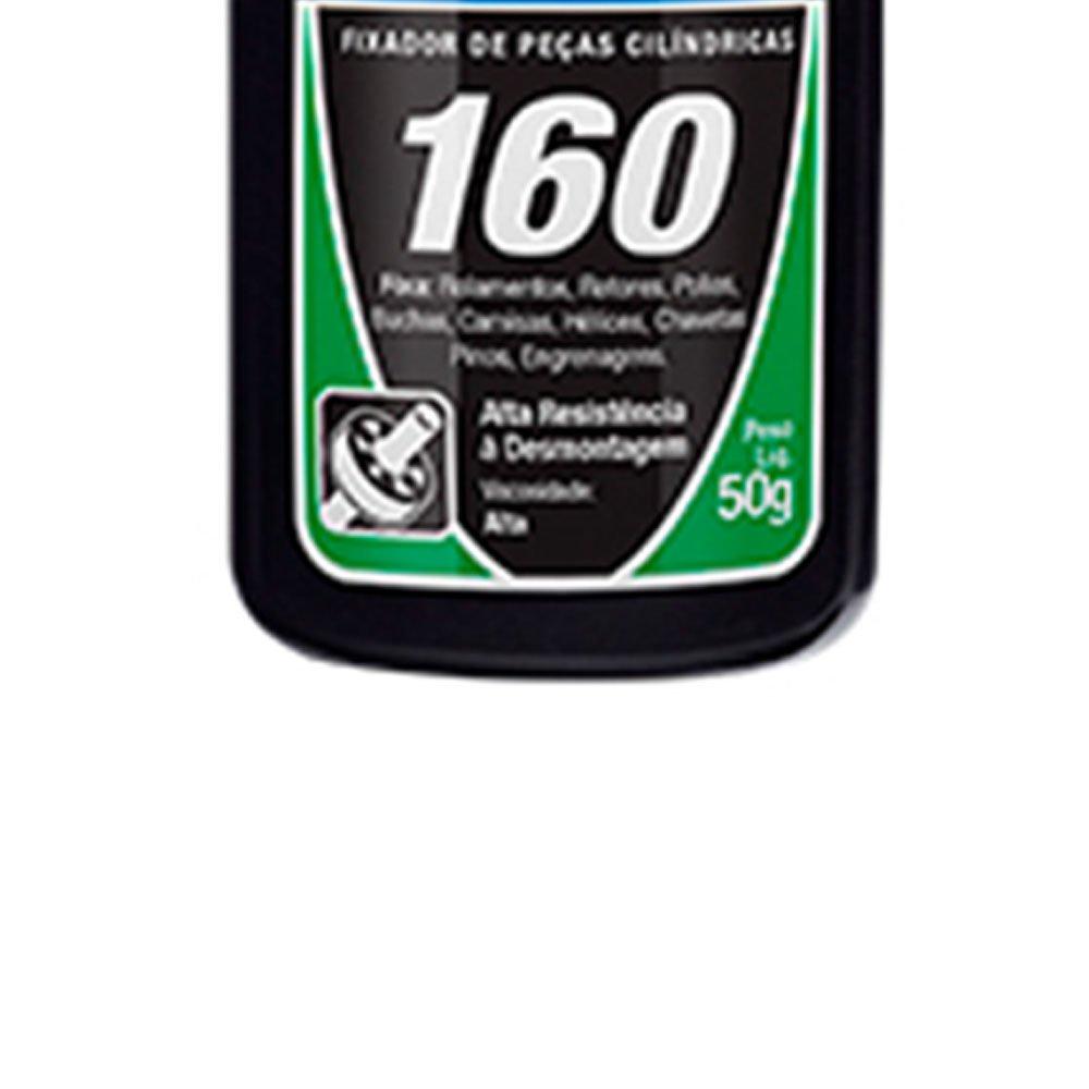 Fixador de Rolamentos 160 Verde 50g - Imagem zoom