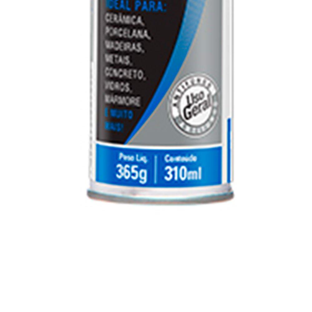 Adesivo PU40 Cinza de Uso Geral 310ml - Imagem zoom