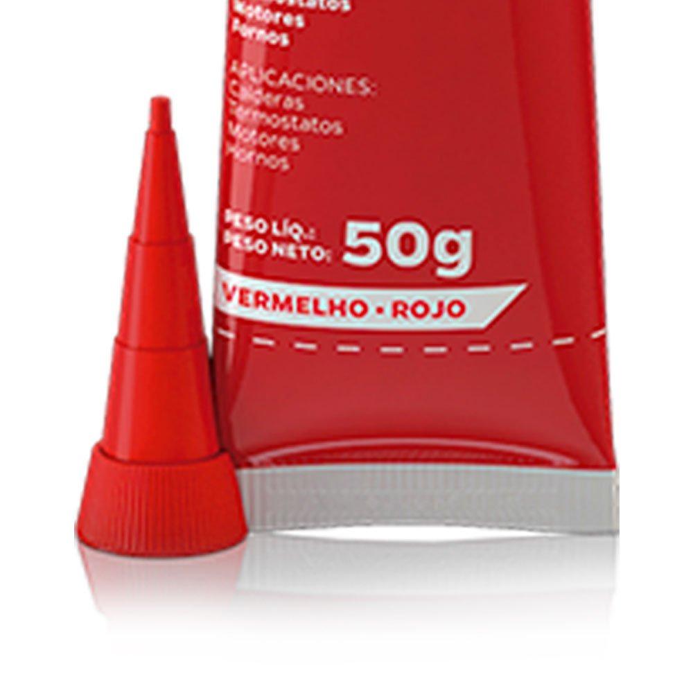 Silicone Acético Red Formador de Juntas 50g - Imagem zoom