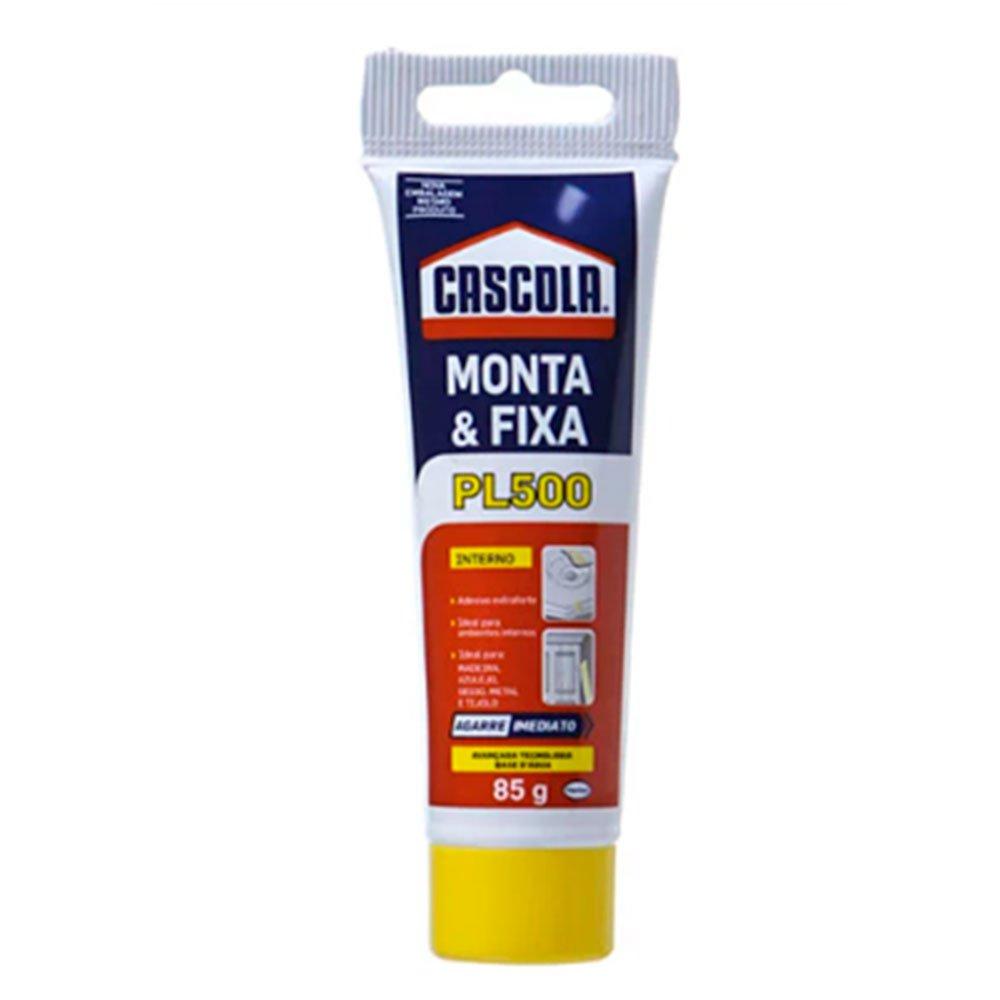 Adesivo Monta & Fixa PL 500 Interior 85g - Imagem zoom