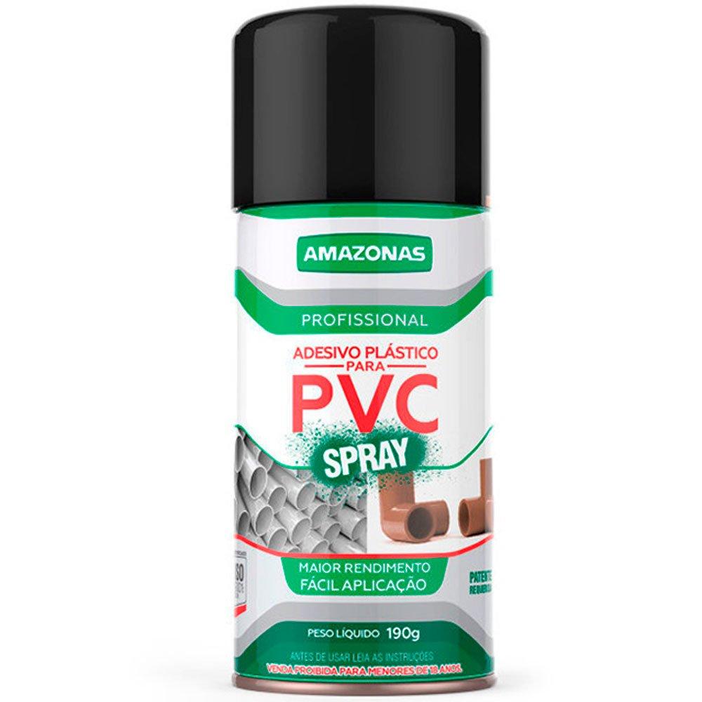 Cola Spray 190g Adesivo Plástico para PVC - Imagem zoom