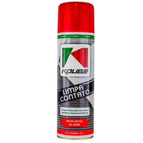 limpa contato elétrico e eletrônico spray 300ml