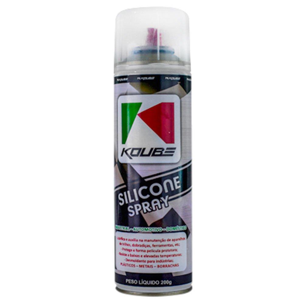 Silicone em Spray 200ml - Imagem zoom