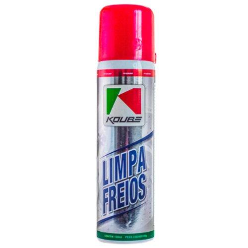 limpa freios aerossol 160ml