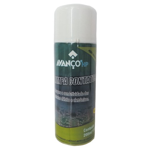 limpa contato elétrico spray 200ml